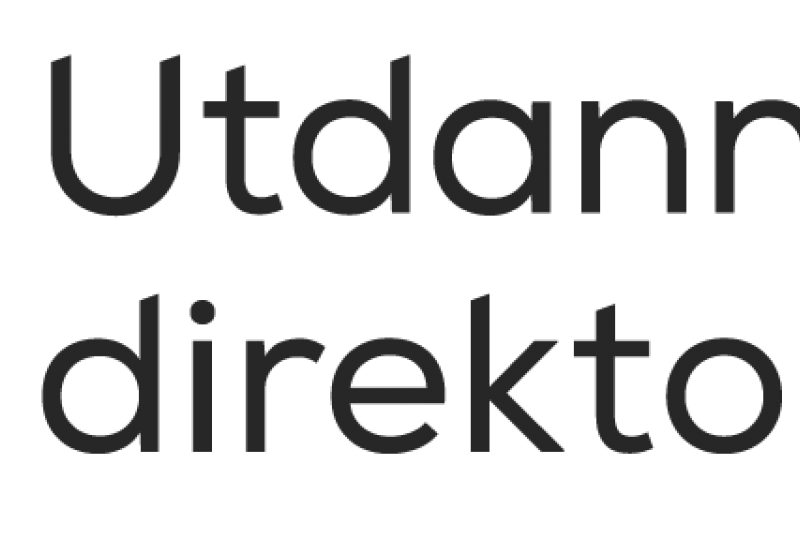 Logo for utdanningsdirektoratet