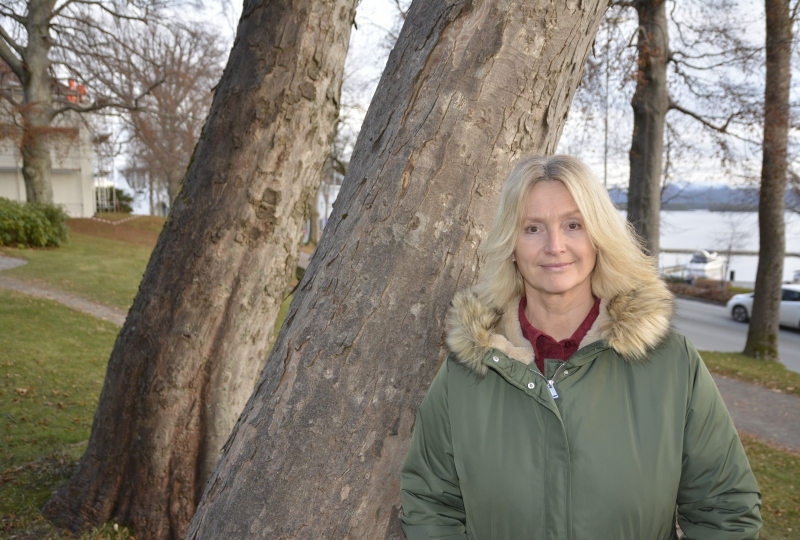 Fylkesordførar Tove-Lise Torve