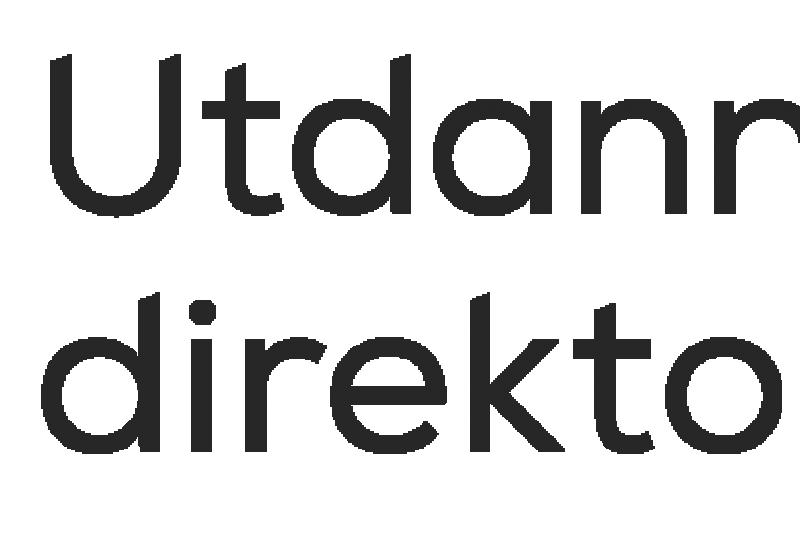 Logo for utdanningsdirektoratet