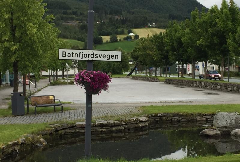 Batnfjorden skilt og sentrum