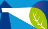Illustrasjon eller logo av miljøfyrtårn